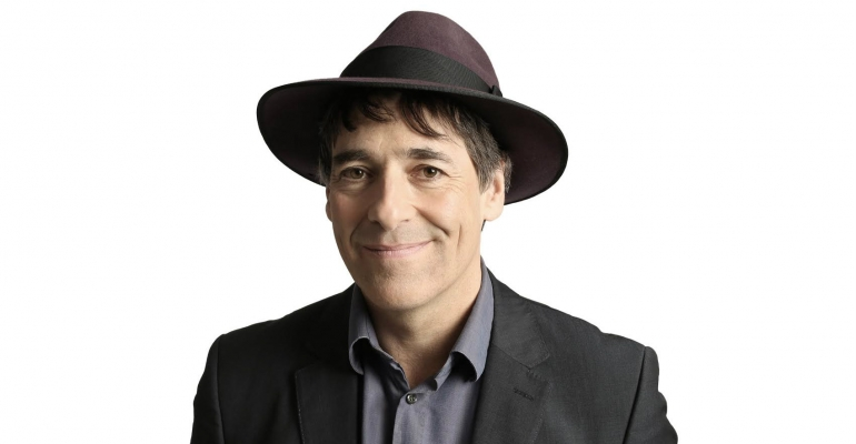 Image of Mark Steel: Who Do I Think I Am?