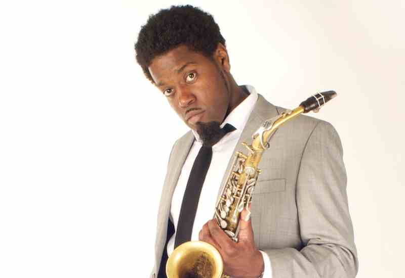 Image of Soweto Kinch Trio