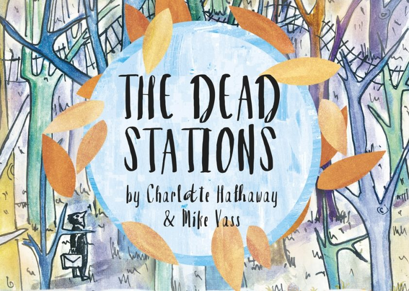 Image of The Dead Stations (CD)