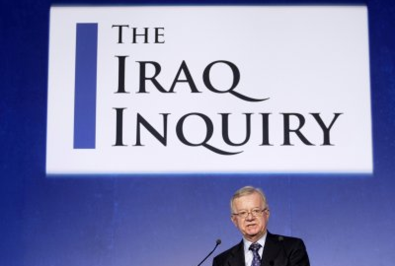 Image of Chilcot Report hits the Fringe