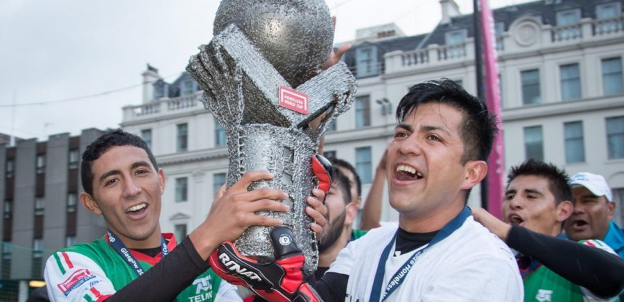 Mexico win Homeless World Cup