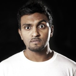 Image of Nazeem Hussain: Legally Brown