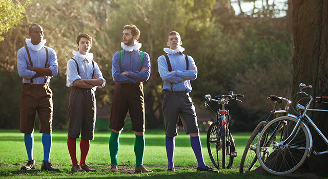 Image of The HandleBards: Richard III & Much Ado About Nothing