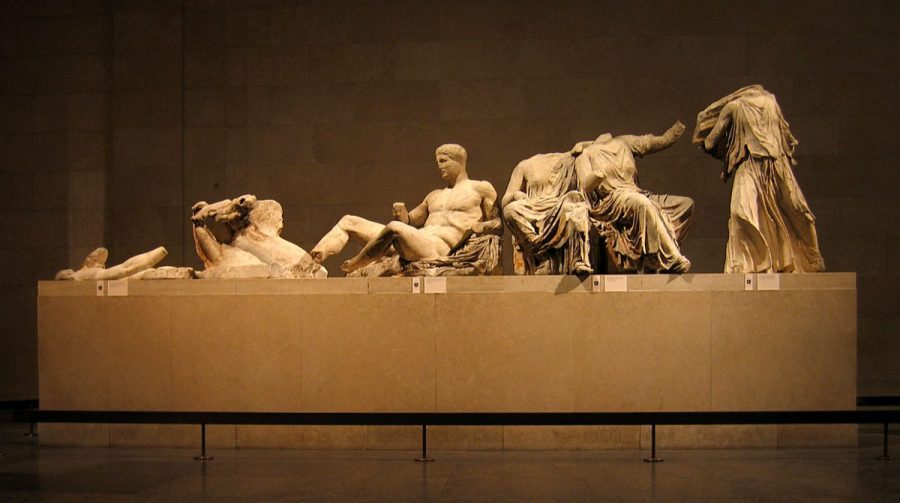 Image of Tiffany Jenkins: Should the Elgin Marbles go to Athens?