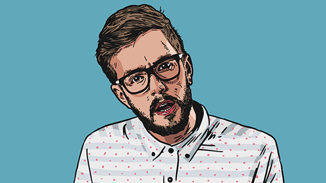 Image of Iain Stirling: Onwards!