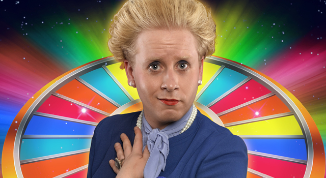 Image of Margaret Thatcher Queen of Game Shows