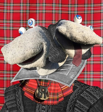 Image of Scottish Falsetto Sock Puppets Do Shakespeare