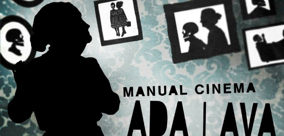 Image of Ada/Ava by Manual Cinema