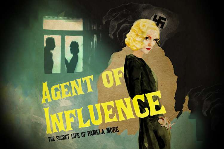 Image of Agent of Influence: the Secret Life of Pamela More