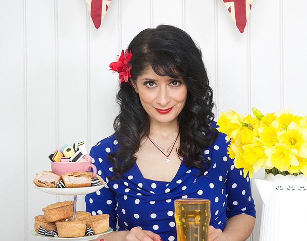 Image of Shappi Khorsandi: Oh My Country! From Morris Dancing to Morrissey