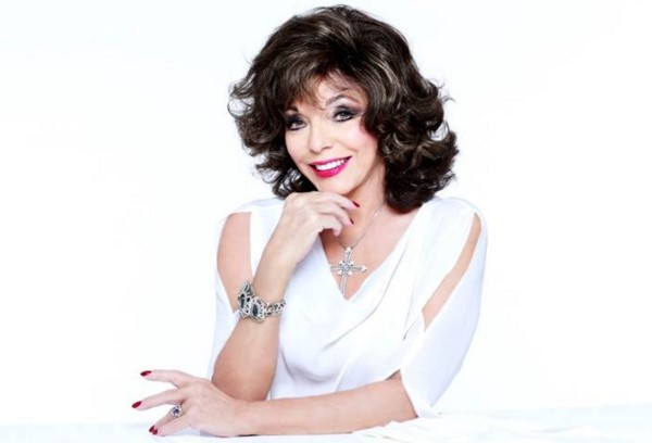 Image of Joan Collins Unscripted
