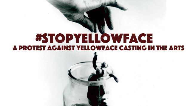 Image of #Yellowface: Should actors stick to their own race?