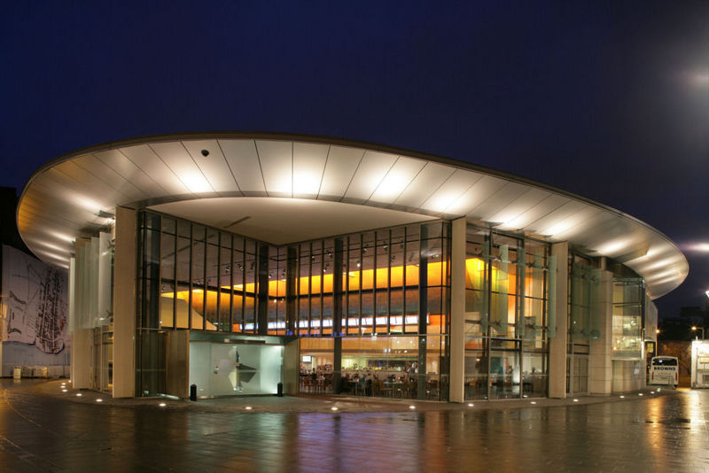 Image of Perth Concert Hall