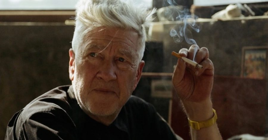 Image of David Lynch – The Art Life