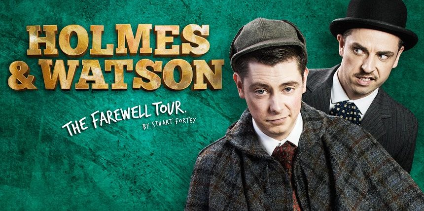 Image of Holmes and Watson: The Farewell Tour