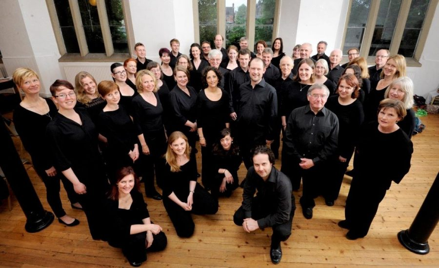 Image of The Edinburgh Singers / Digges