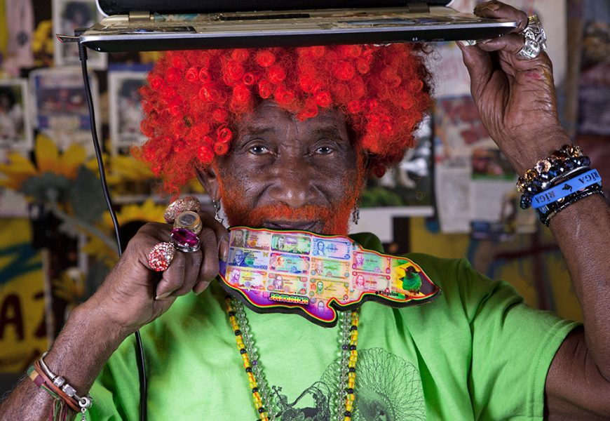 "Image of Lee ""Scratch"" Perry"