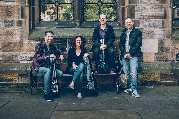 Image of Edinburgh Quartet: Rush Hour Concert