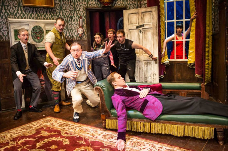 Image of The Play That Goes Wrong
