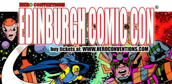 Image of Edinburgh Comic Con 2017