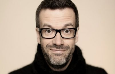 Image of Marcus Brigstocke: Why the Long Face?