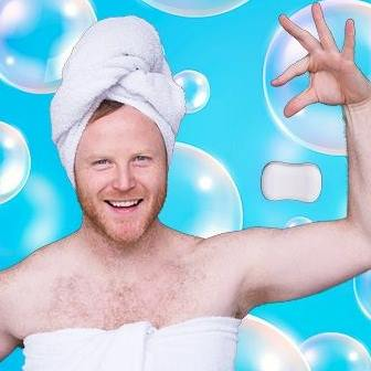 Image of Gary Lamont: Dropping the Soap