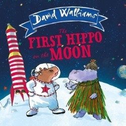 Image of David Walliams' The First Hippo on the Moon