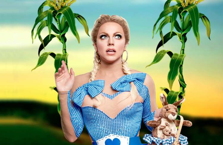 Image of Courtney Act: The Girl from Oz