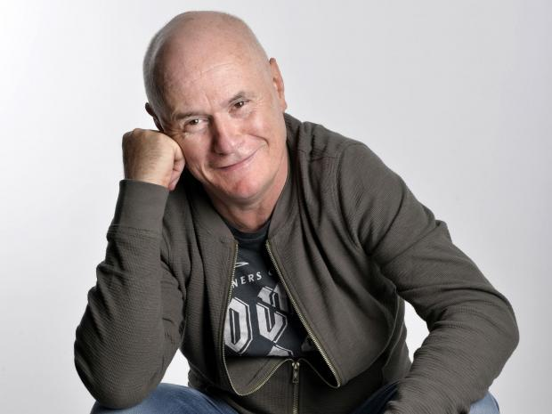 Image of Dave Johns: I, Fillum Star