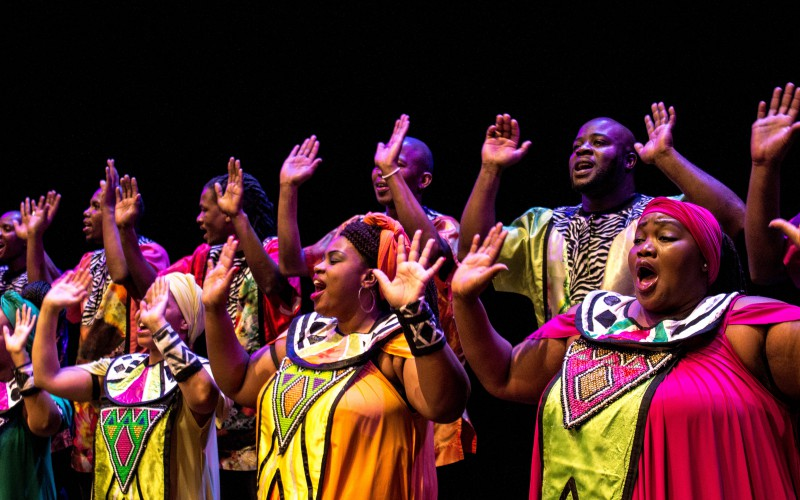 Image of Soweto Gospel Choir