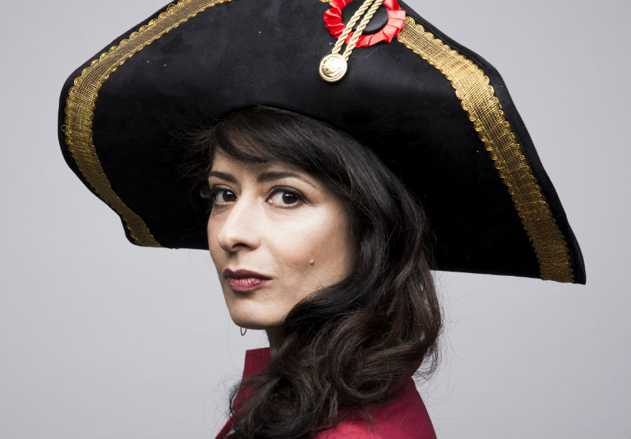 Image of Shappi Khorsandi: Mistress and Misfit