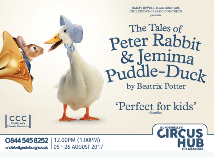 Image of The Tales of Peter Rabbit and Jemima Puddle-Duck