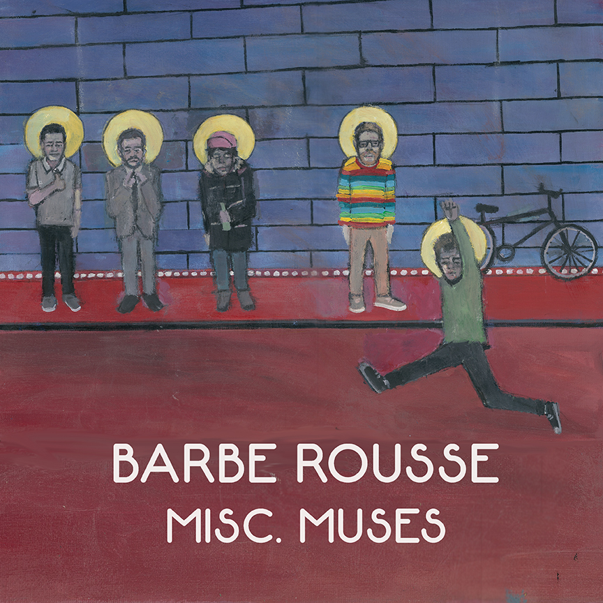 Image of Barbe Rousse – Misc. Muses