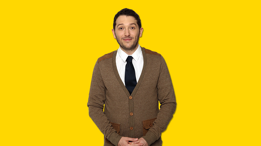 Image of Jon Richardson: Old Man