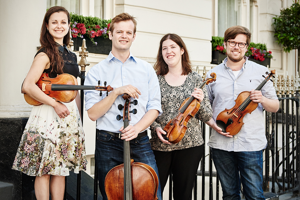Image of Castalian Quartet
