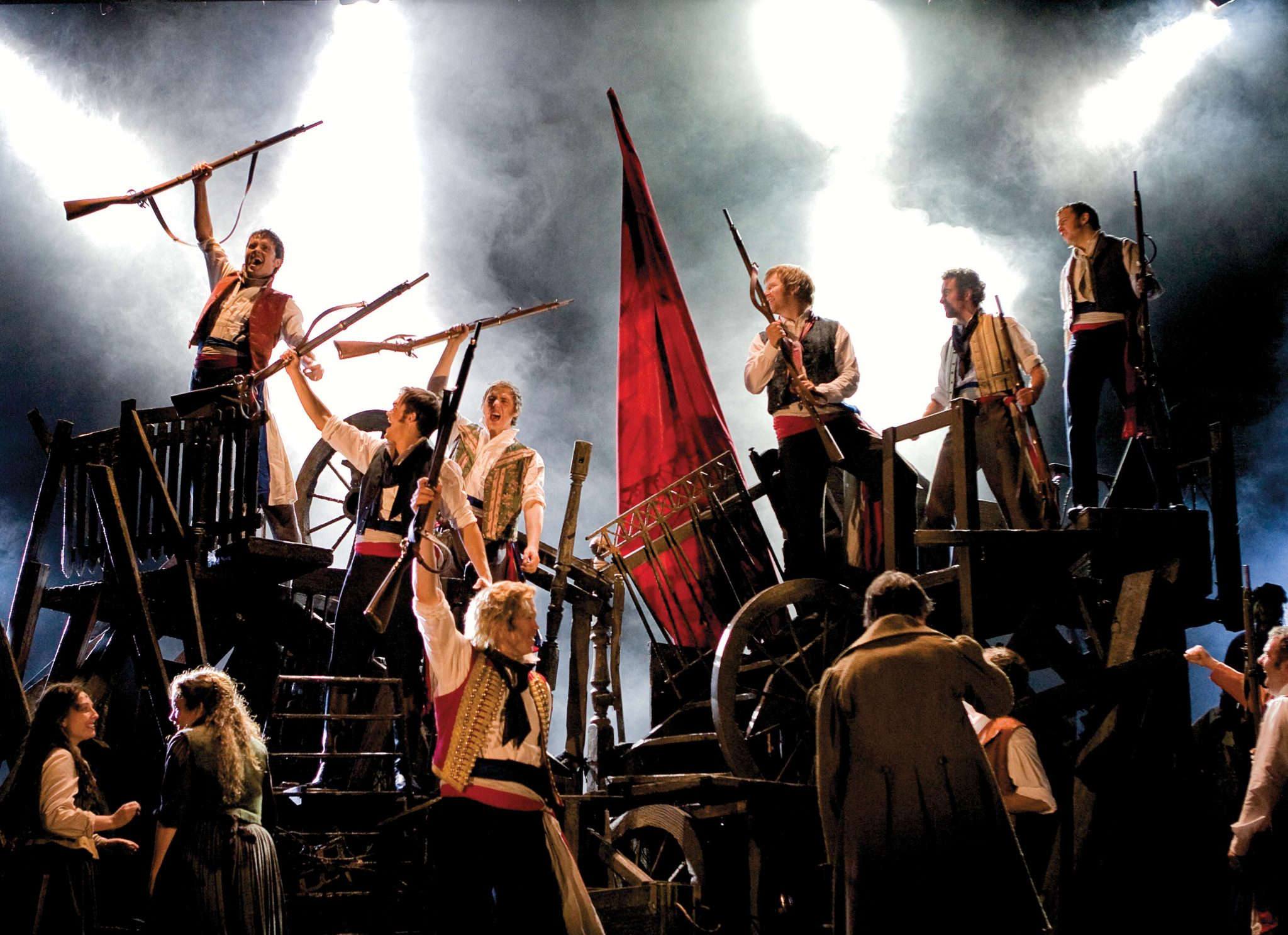 Image of Les Mis returns to Edinburgh