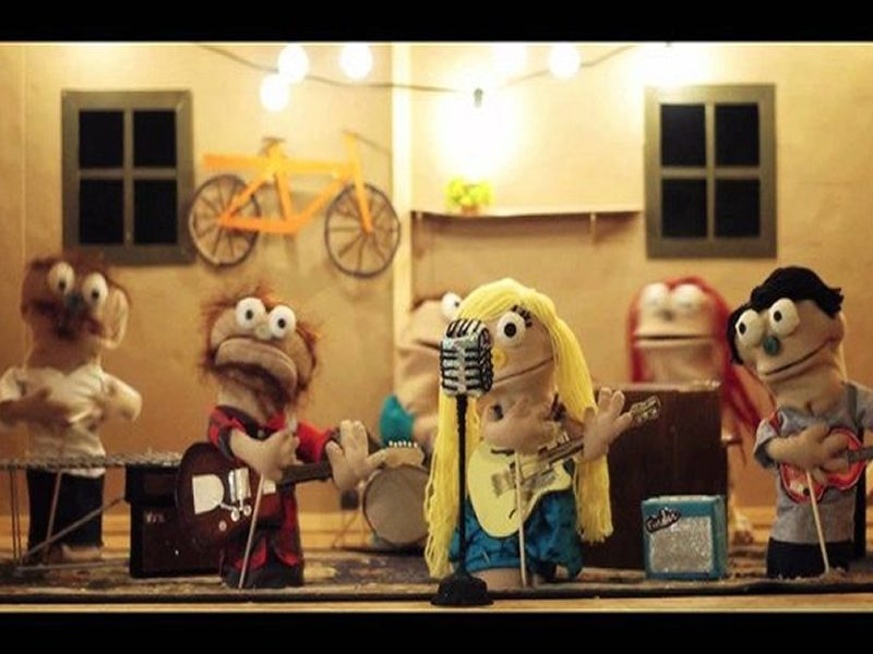 Puppets To Music Images to Film