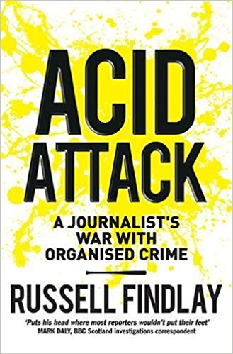 Image of Russell Findlay – Acid Attack
