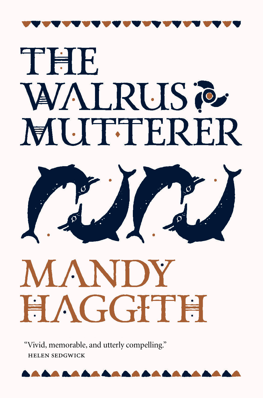 Image of Mandy Haggith – The Walrus Mutterer