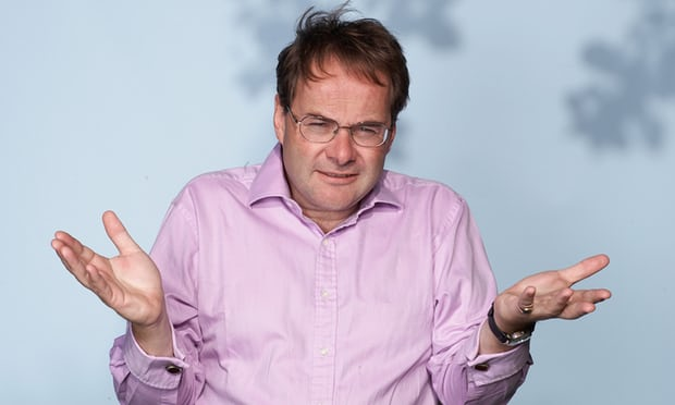 Image of Quentin Letts in racist review shocker!