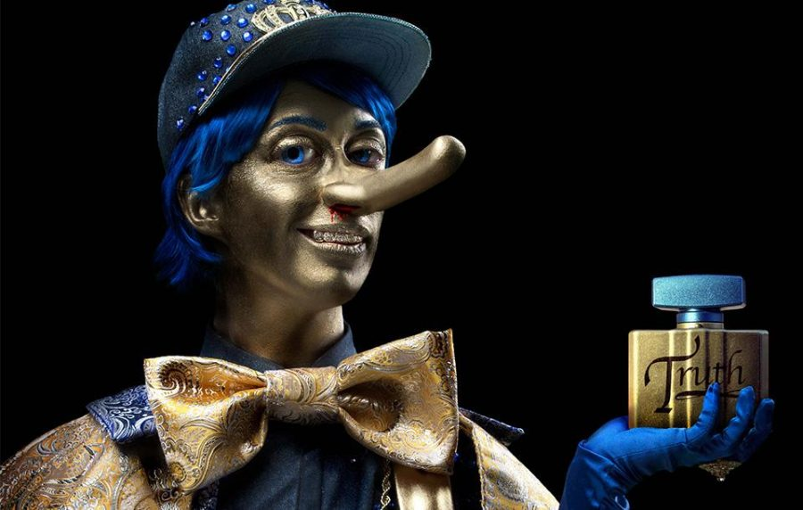 Rachel Maclean Spite Your Face