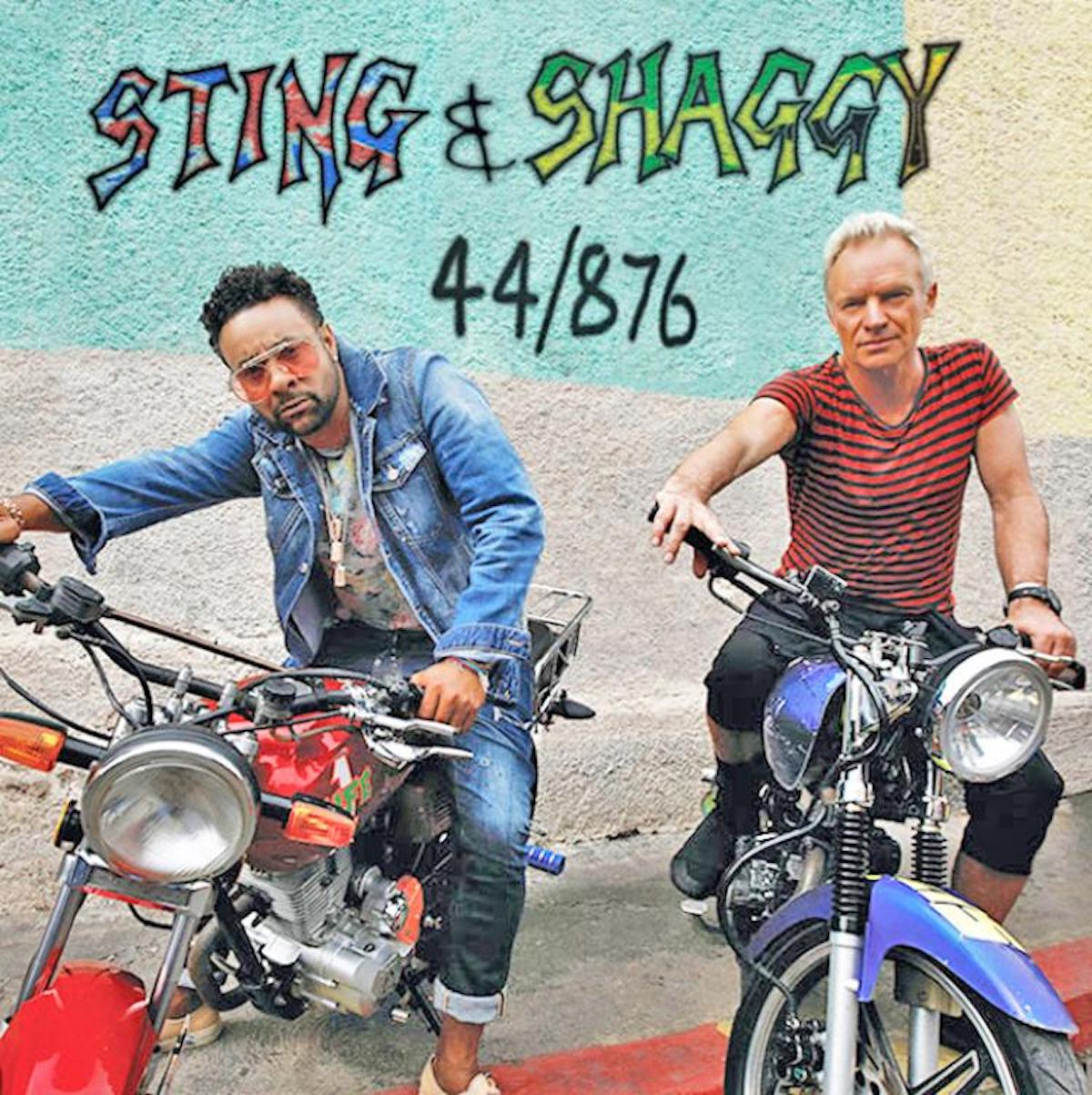 Image of Sting & Shaggy – 44/876