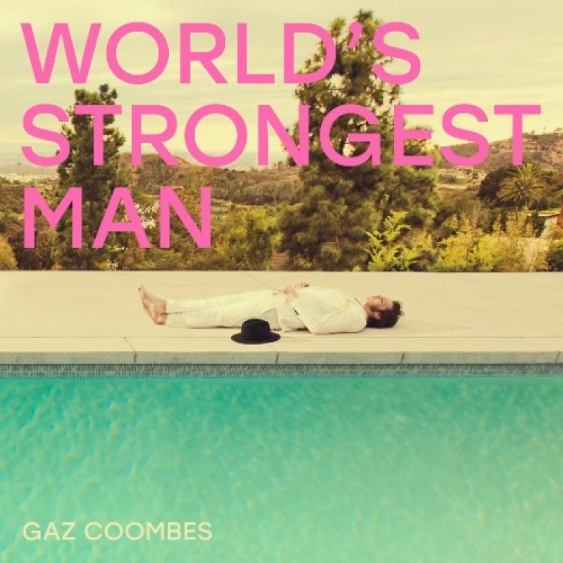 Image of Gaz Coombes – World's Strongest Man