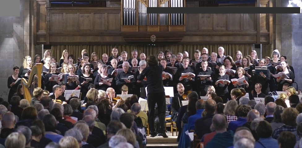 Image of Edinburgh Singers: The Dream of Gerontius