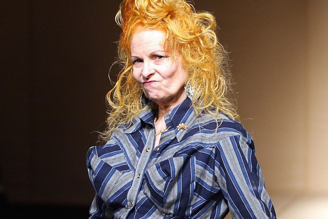 Image of Westwood: Punk, Icon, Activist