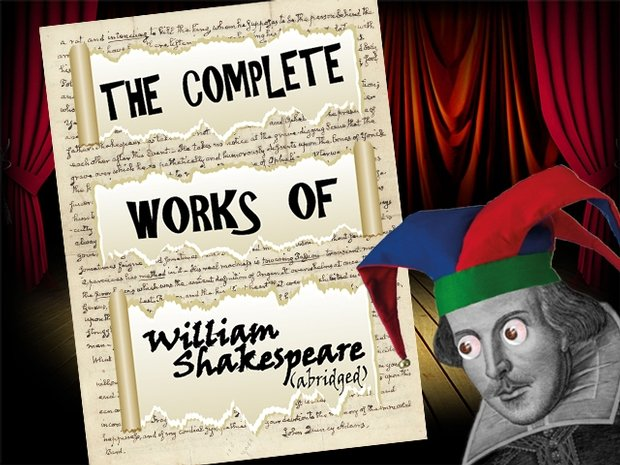 Image of The Complete Works of William Shakespeare (abridged)