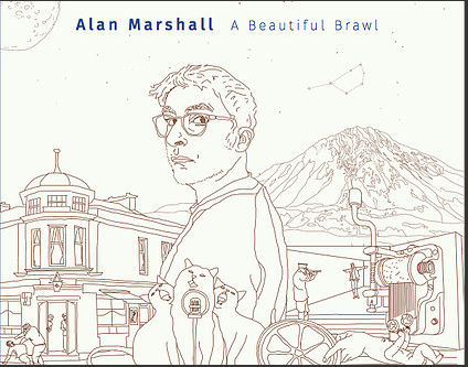 Image of Alan Marshall – A Beautiful Brawl