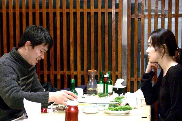 Image of Woman is the Future of Man & Tale of Cinema: Two Films from Hong Sang-soo