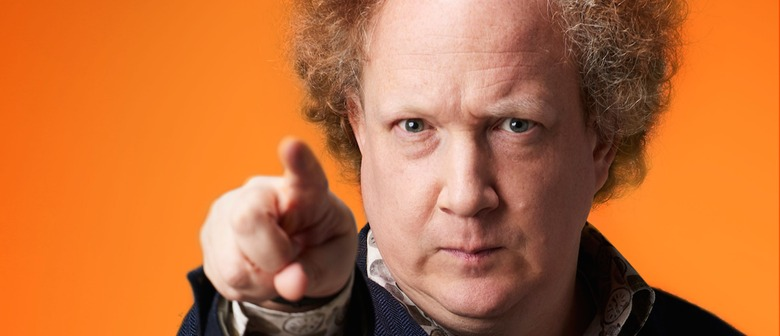 Image of Andy Zaltzman: Right Questions, Wrong Answers