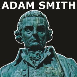 Image of Adam Smith: The Invisible Hand
